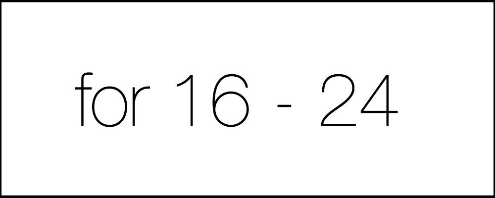 Решение задач. День тринадцатый. Задачи for16-24