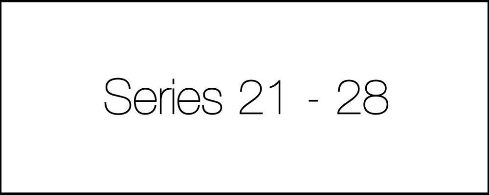 Решение задач. День пятнадцатый. Series21-28.